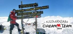 KilimanjaroDreamTeam2014Logo